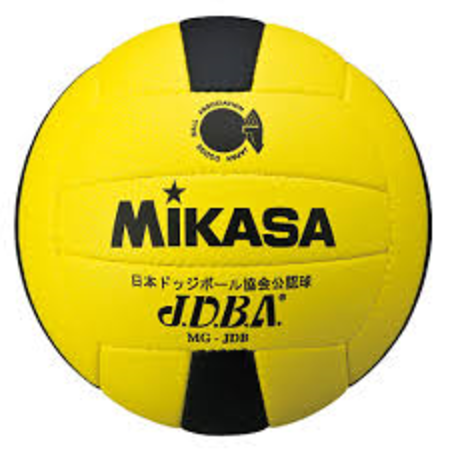 MIKASA  ドッジボール 公式試合球