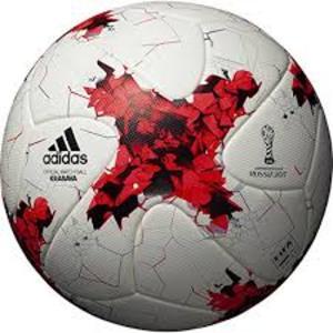 adidas サッカーボール ロシアコンフェデレーションカップ試合球